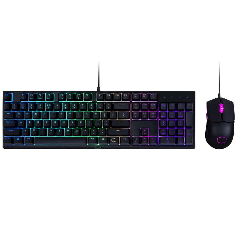 Pack Clavier/Souris COOLER MASTER COMBO MS110 - 1