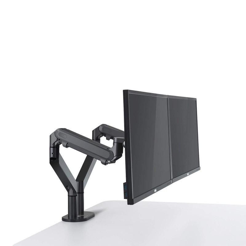 Support REKT EZ-2 Black 2 écrans - 1
