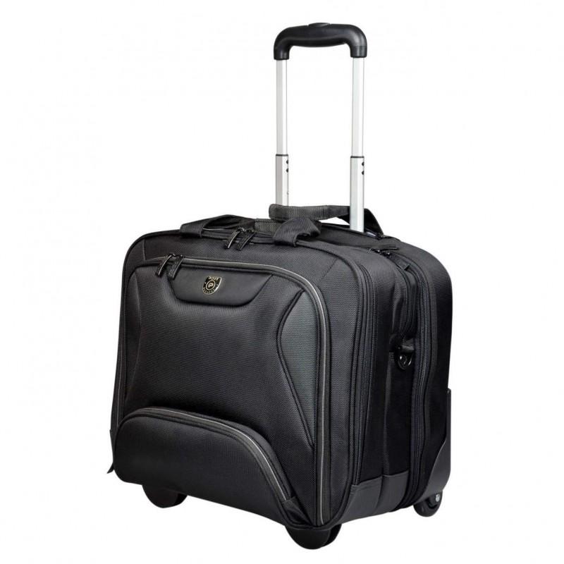 """Trolley pour ordinateur portable PORT MANHATTAN 15.6"""" 04600025 Sacoche pour Ordinateur Portable"""
