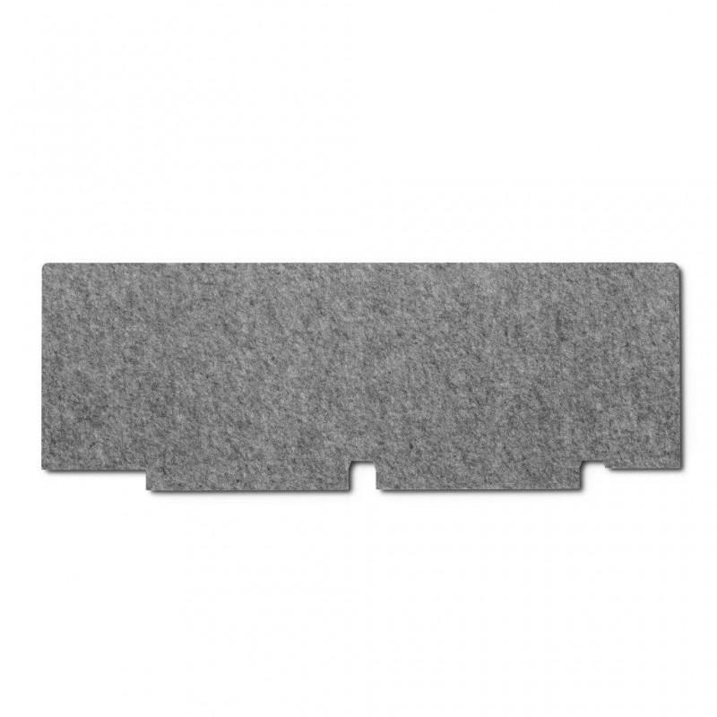 Panneau de table intimité et protection acoustique pour Bureau Assis Debout AERIS - 1