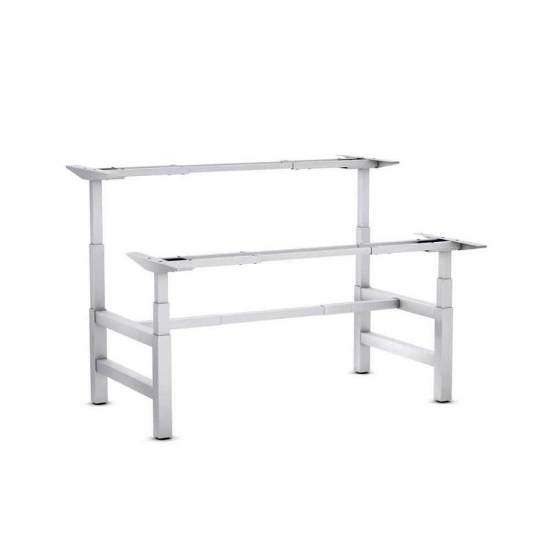 Double bureau assis debout PRO 470 SLS Bench - 1