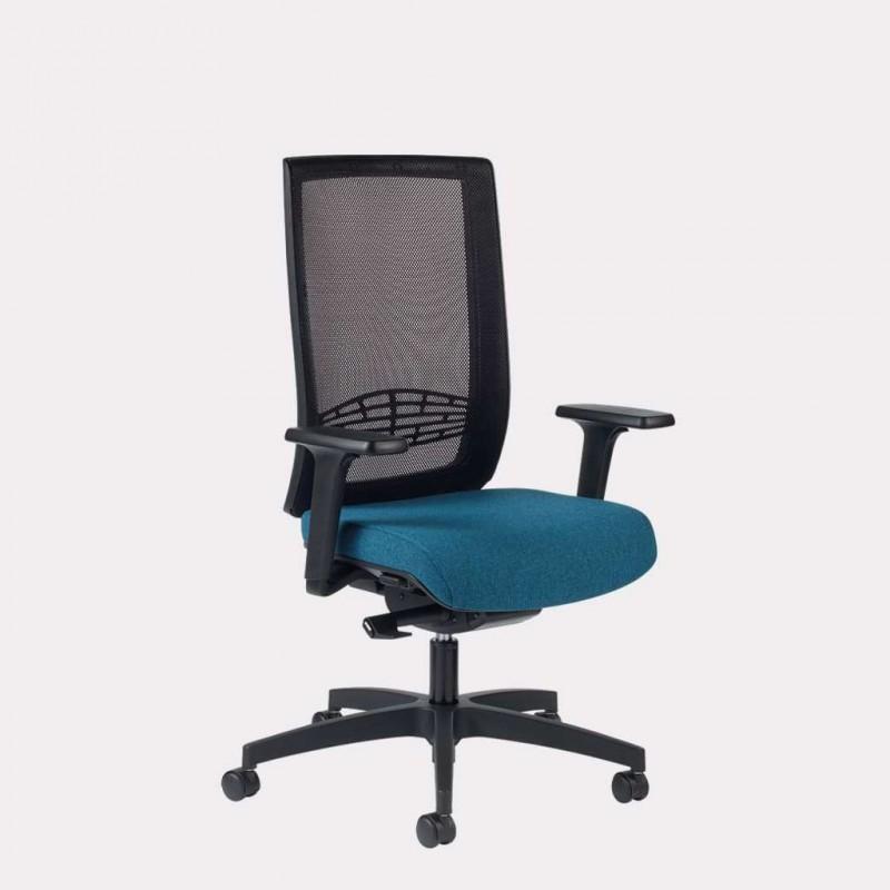 Siège de bureau avec dossier résille et sans appui-tête GGI KIO 8221 8221 GGI FranceSièges de bureau