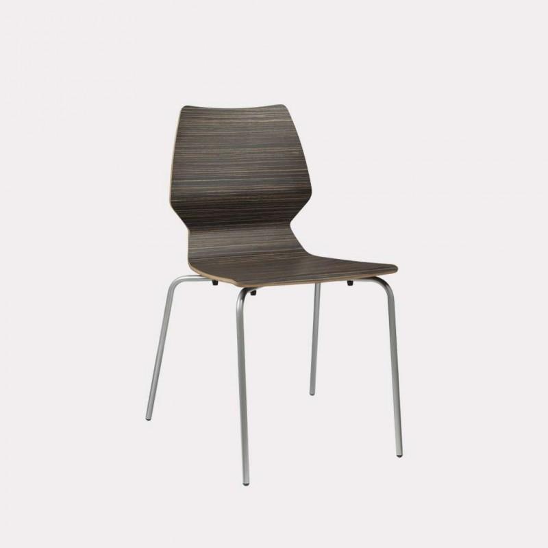 Chaise 4 pieds métal GGI Fusio 18100 18100 GGI FranceSièges visiteurs / accueil