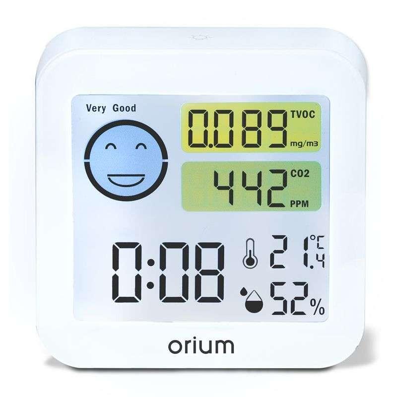 Mesureur de qualité de l'air intérieur Quaelis 20 - 1