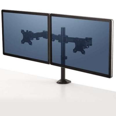 Bras porte-écran double Fellowes Reflex 8502601 - 1