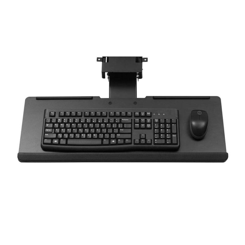 Support clavier coulissant de bureau KIMEX 150-4000 Noir - 13