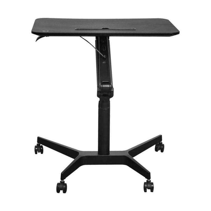 Petit bureau REKT R-DESK MOBILE Sofa Edition Noir (65 à 95 cm de hauteur) - 1