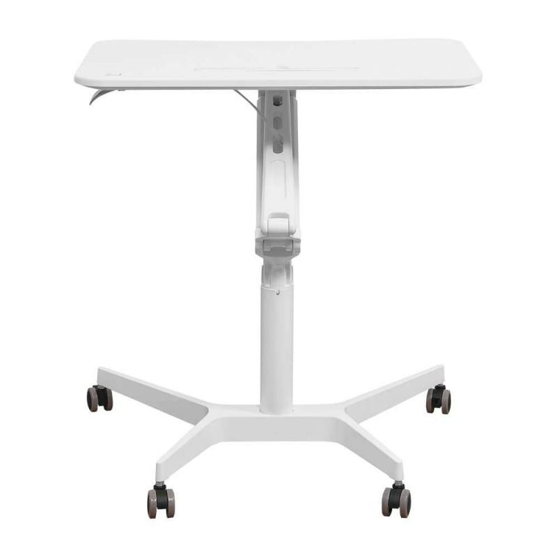Petit bureau REKT R-DESK MOBILE Sofa Edition Blanc (65 à 95 cm de hauteur) - 1