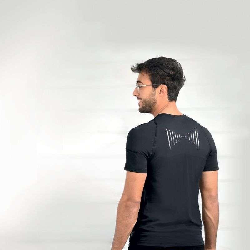 T-Shirt correcteur de posture SISSEL® pour homme - 1