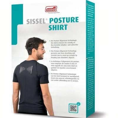 T-Shirt correcteur de posture SISSEL® pour homme - 2