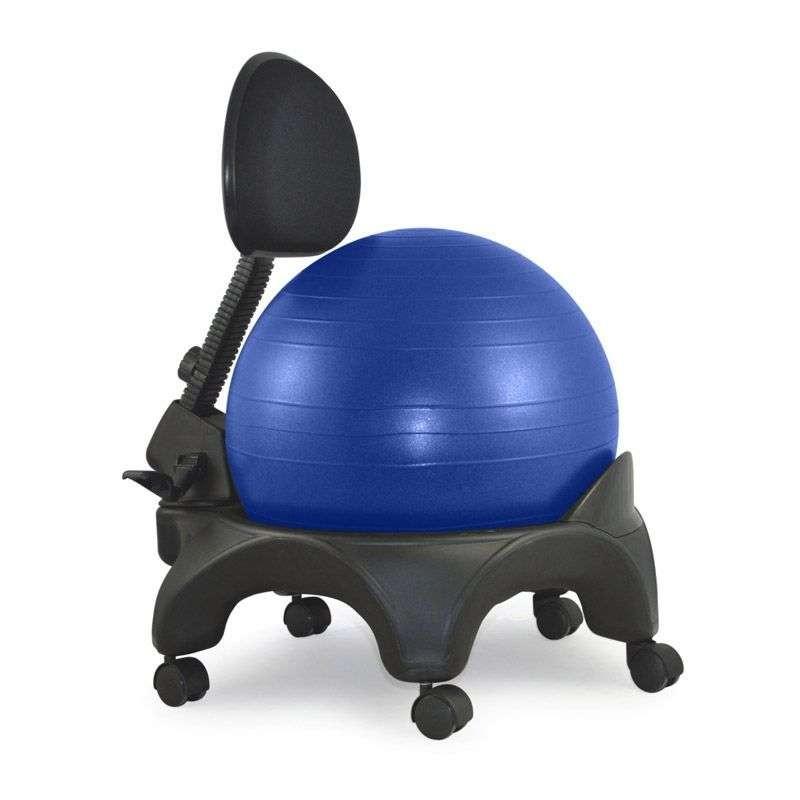 Siège ballon ergonomique confort - 1