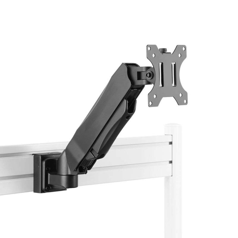 Bras moniteur PC 13´´-27´´ pour rail de fixation Slatwall - 1