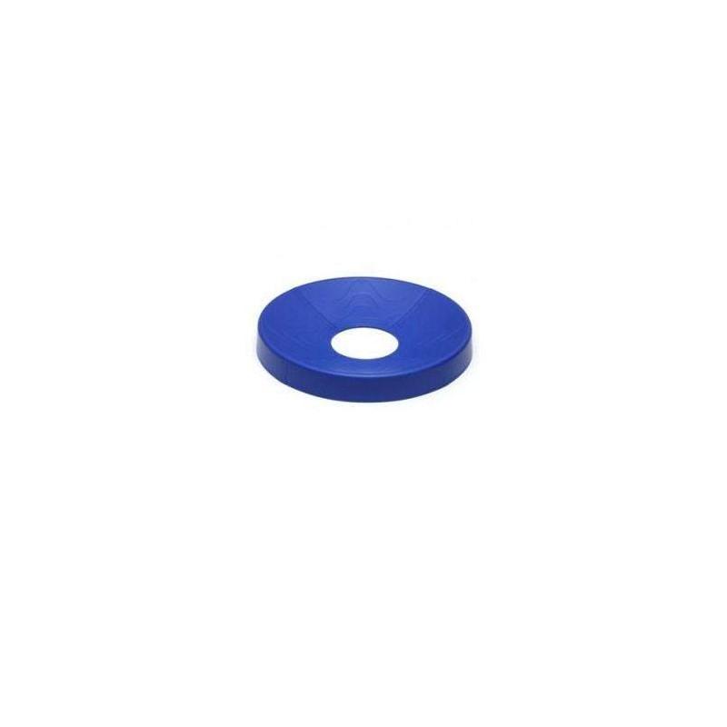 Socle support pour ballon Bleu - 1