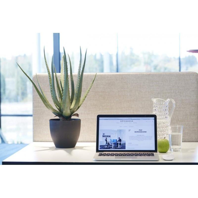 Plante artificielle en pot Aloe Vera - 1