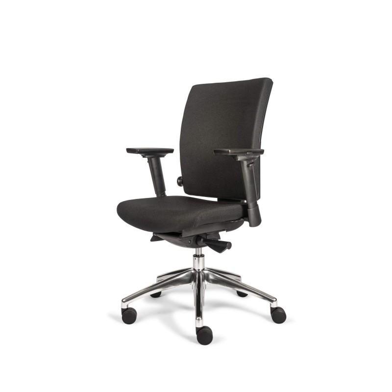 Siège cassiopée confort + Noir 107164 Sièges ergonomiques préventifs