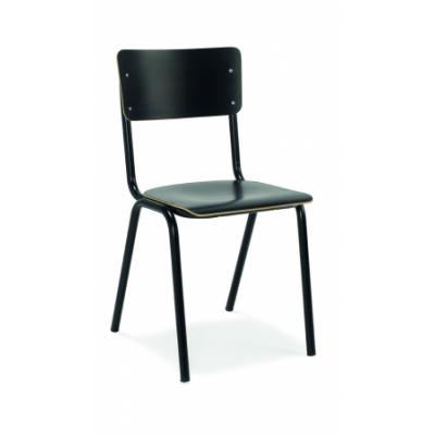 Chaise de cantine old school old school (MX HPL) 706onlineSièges visiteurs / accueil
