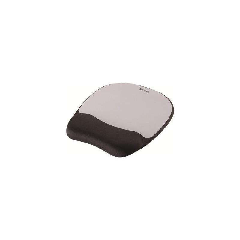 Tapis de souris avec repose-poignets Fellowes Memory Foam - 1