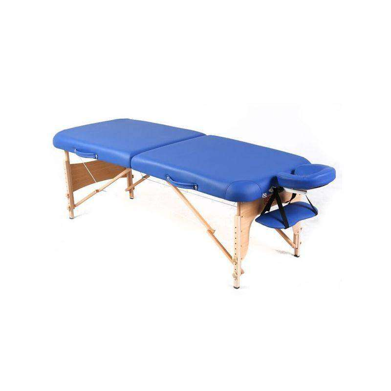 Table de massage pliante SISSEL® ROBUSTA avec sac de transport - 1