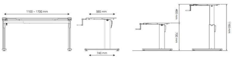 Detail plan technique 110 hc
